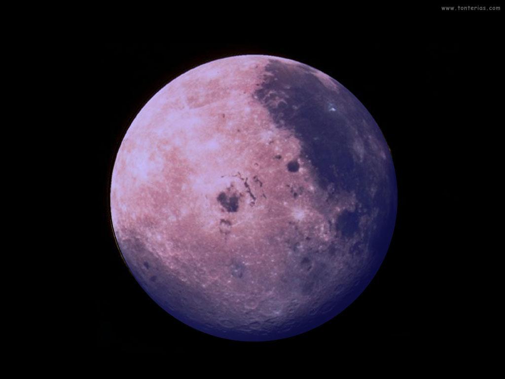 спутники луны фото