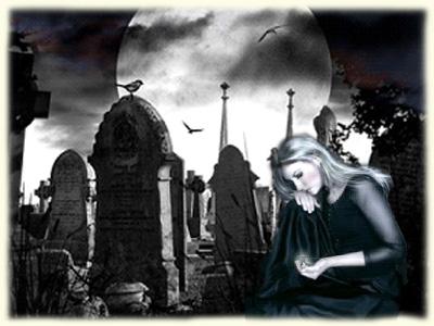 Заговор кладбищенский